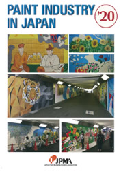 Paint Industry in Japan
